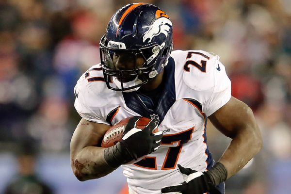 Fantasy Football Free Agent Review: Running Backs