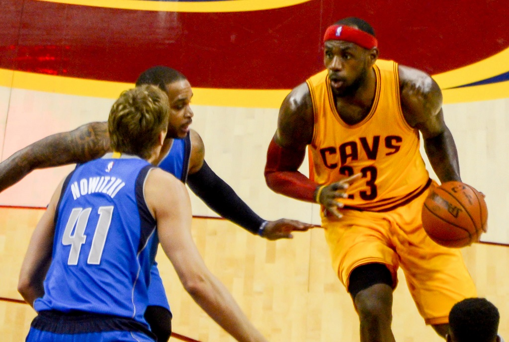 What can we expect from Bron Bron and the Cavaliers the rest of the season?