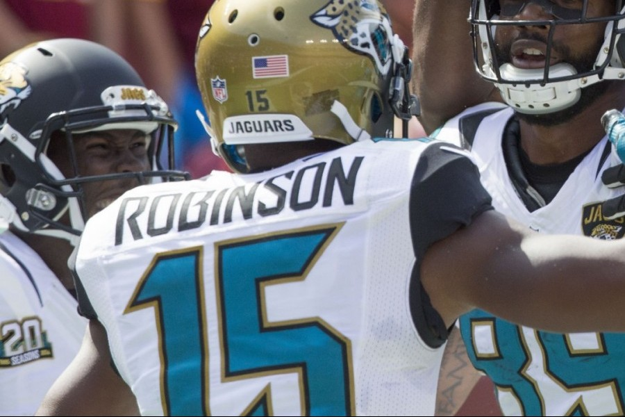 2016 Fantasy Football WR Review: Mighty Rise and Fall