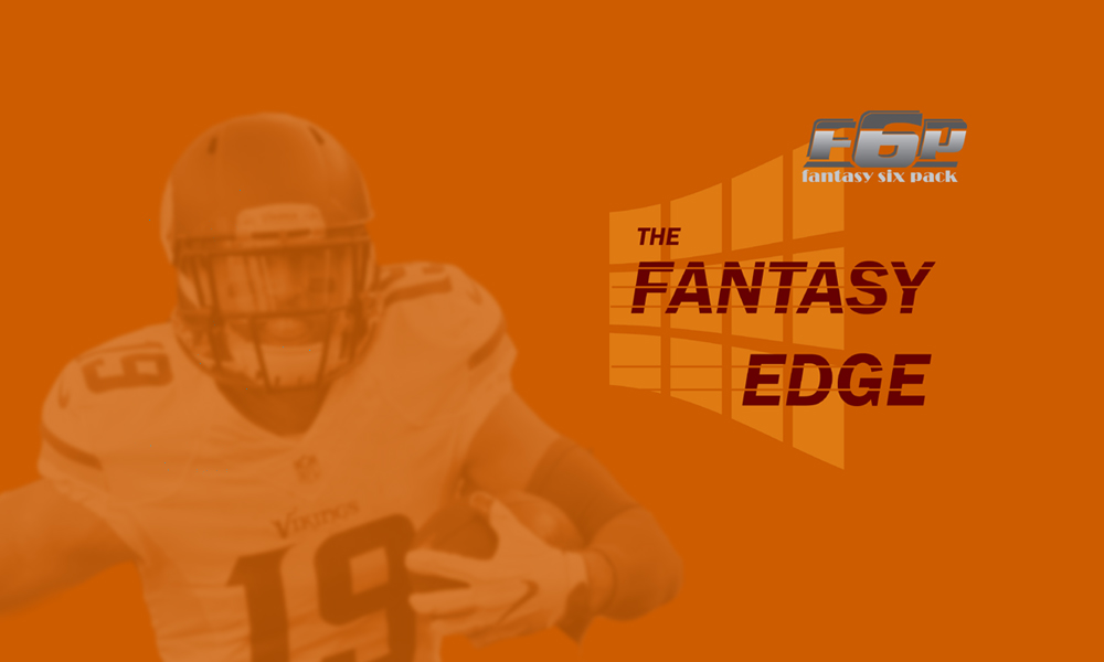 The Fantasy Edge Week 14