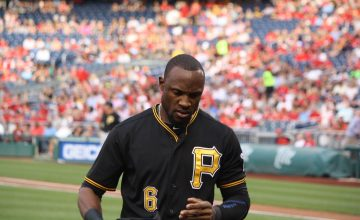 Starling Marte 80 Game Suspension
