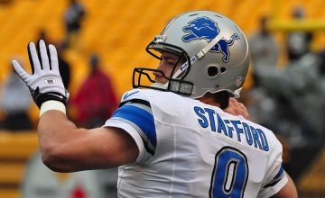 2017 Fantasy Football Matthew Stafford Profile