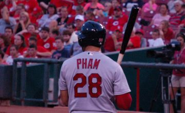 This Year's Tommy Pham