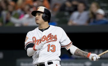 Orioles Trade Manny Machado
