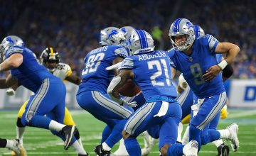 2018 Fantasy Football Detroit Lions Preview