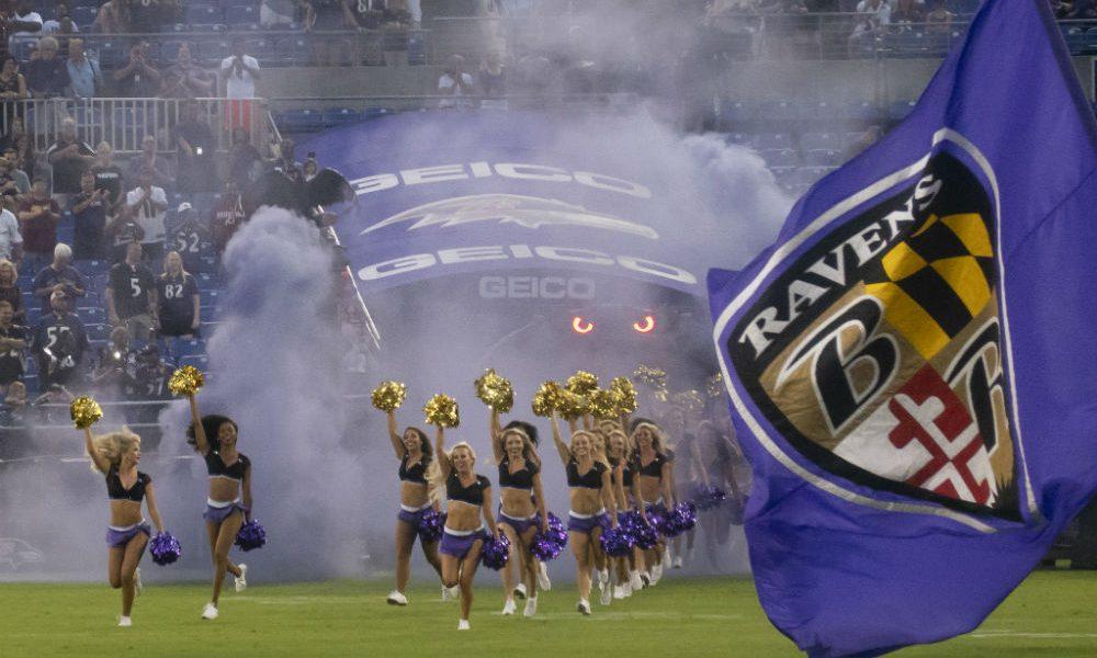 2018 NFL DFS Week 15 Team Stacks
