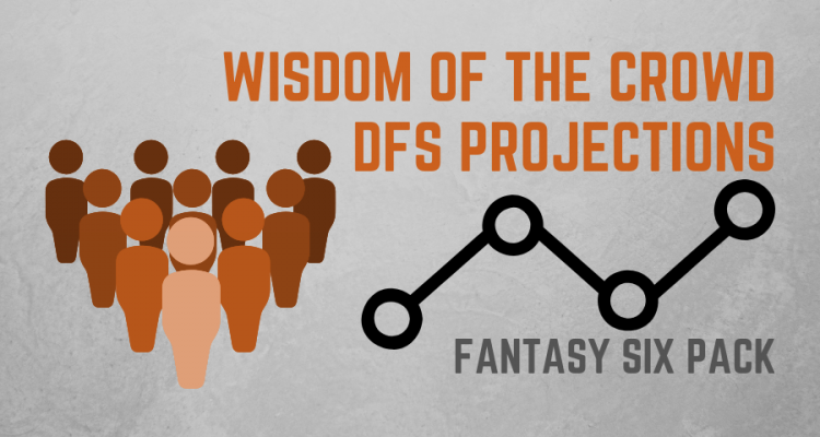 Fantasy Six Pack DFS Projections