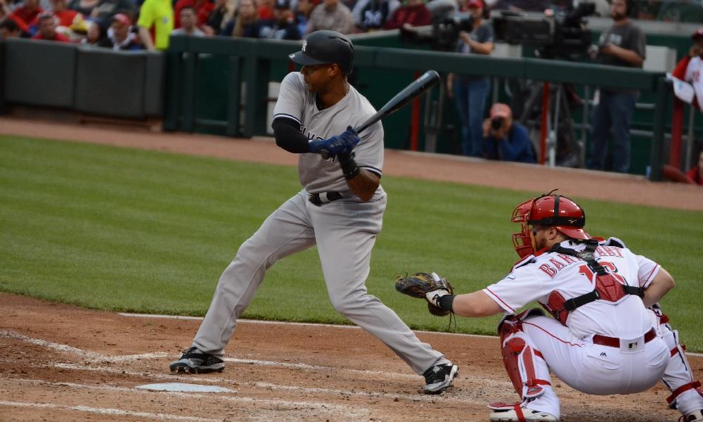 2019 Fantasy Baseball Week 8 Hitting Planner